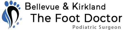 Podiatrist Foot & Ankle Doctor - Bellevue,  WA | Podiatry Kirkland, WA